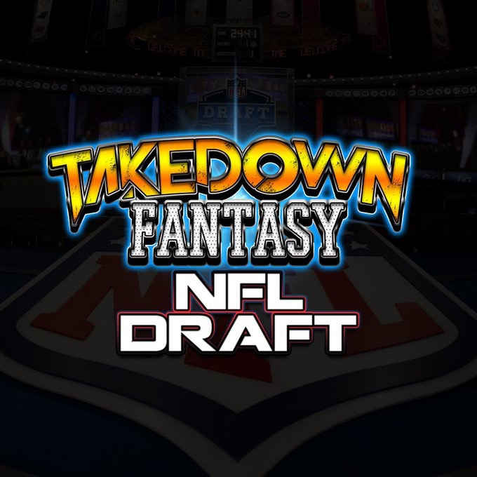 TakeDownFantasy NFL Mock 1.0 (Picks 25-32)