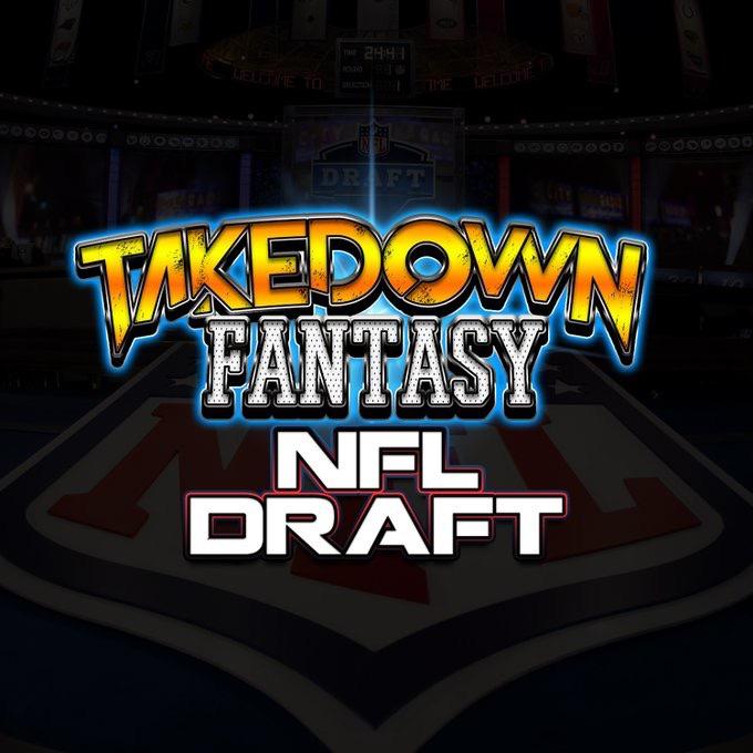 TakeDownFantasy NFL Mock 1.0 (Picks 25-32)